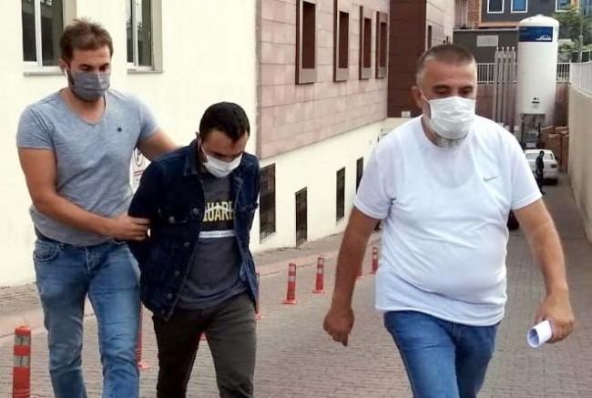 11 Yıl Hapisle Aranan Hükümlü, Otoparkta Yakalandı