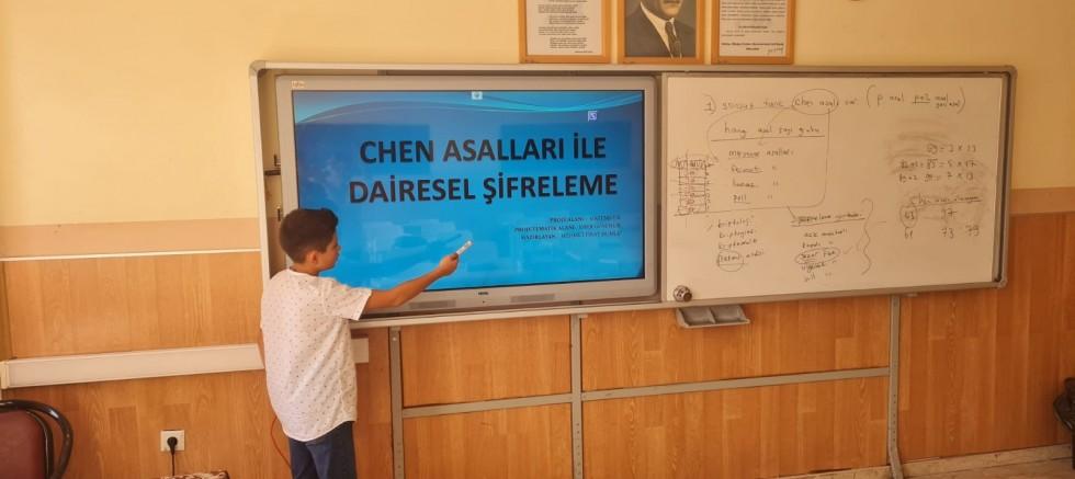 15 Yıllık Yarışmada Kayseri'den İlk Birinci