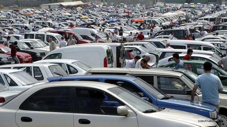 2. El Otomobile Ek Vergi Geliyor