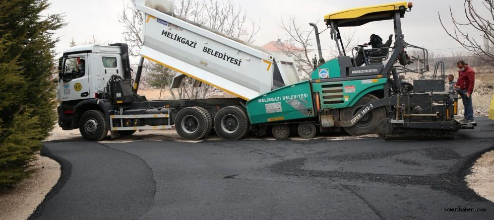 2 Kilometrelik Yeni Yol Güzelköy Mahallesine Hayırlı Olsun!