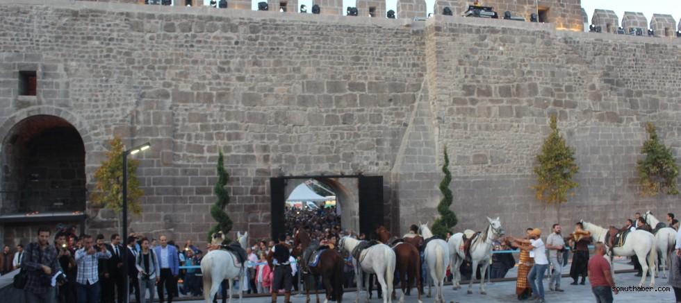 6 yıl aradan sonra Kayseri Kalesi açıldı