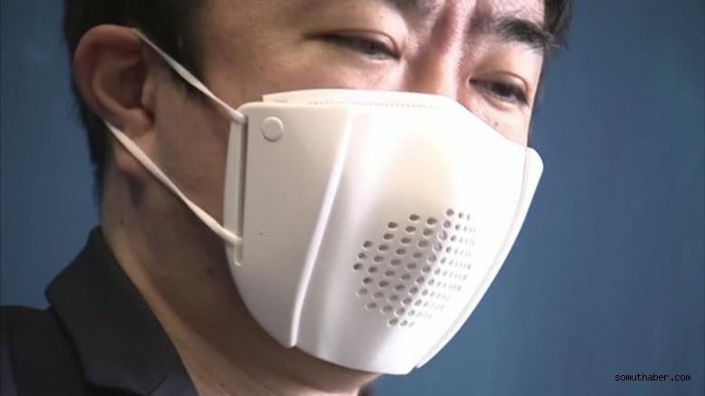 8 Dilde Çeviri Yapabilen Maske Üretildi!