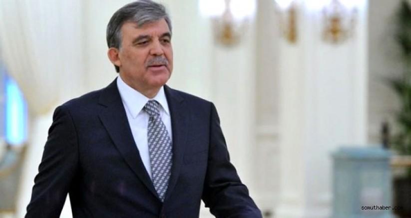 Abdullah Gül: 'Umarım 'çevre ve imar' konularında uyarıcı olur'