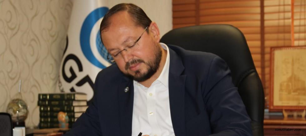 """AGD: """"Milli Zaferimiz Kıbrıs Barış Harekâtı'nın 47. Yılı Kutlu Olsun"""""""