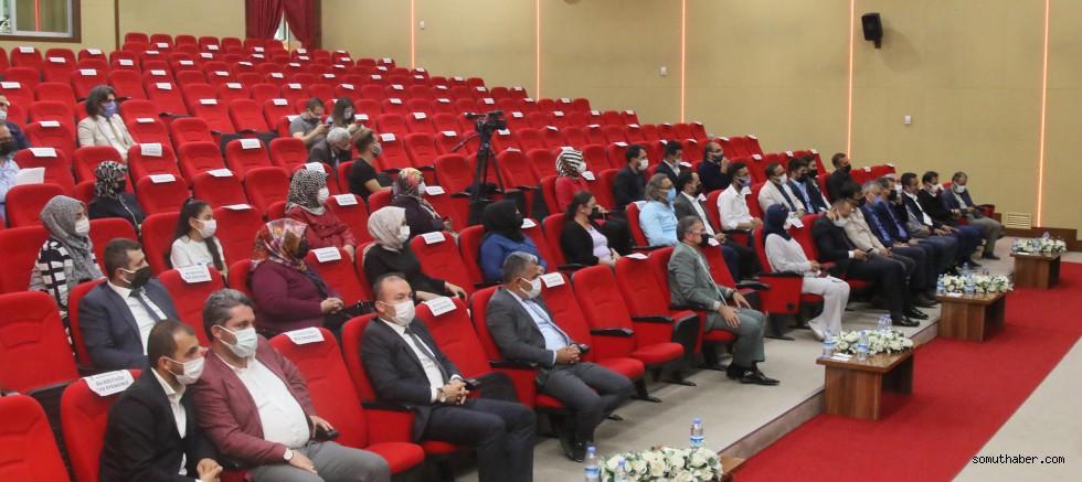 AK Parti Hacılar İlçe Teşkilat Toplantısı Yapıldı