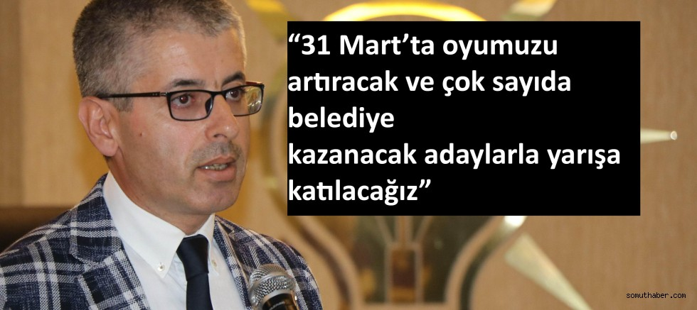 AK Parti İl Başkanı'nın Sözleri Tepki Topladı