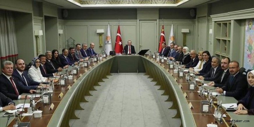 Ak Parti İstanbul'u Mehmet Özhaseki'ye Teslim Etti