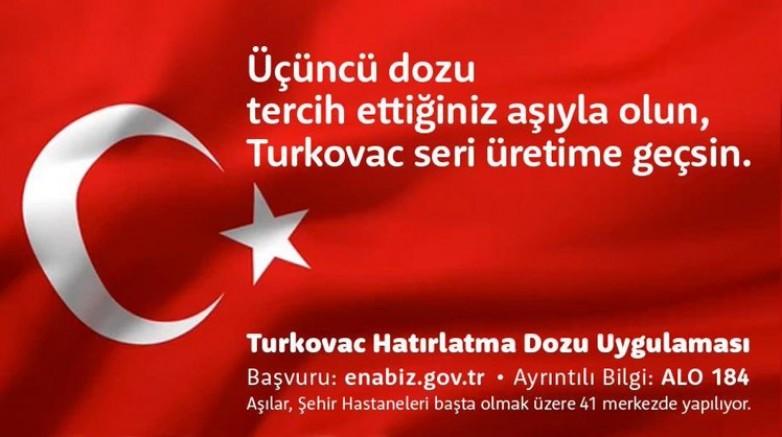 Bakan Koca'dan Turkovac Çağrısı