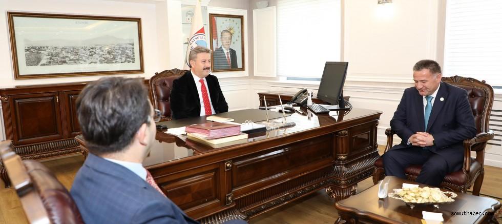 """""""Baro, Kayseri'deki huzur, güven ve birlikteliğin teminatı"""""""