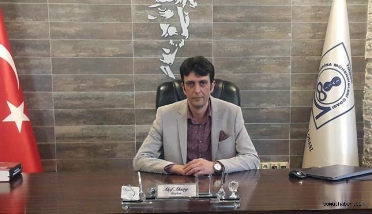 Başkan Aksoy'dan Ramazan Bayramı Kutlama Mesajı
