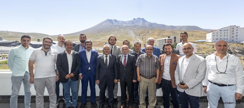 Başkan Büyükkılıç: Erciyes, Dünyanın Bir Değeri
