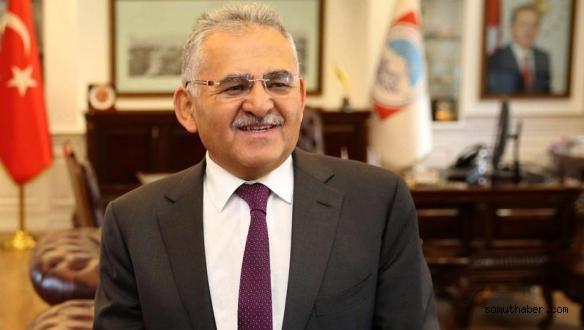 Başkan Büyükkılıç: Mimar Sinan Belediyeler Birliği Kurulacak