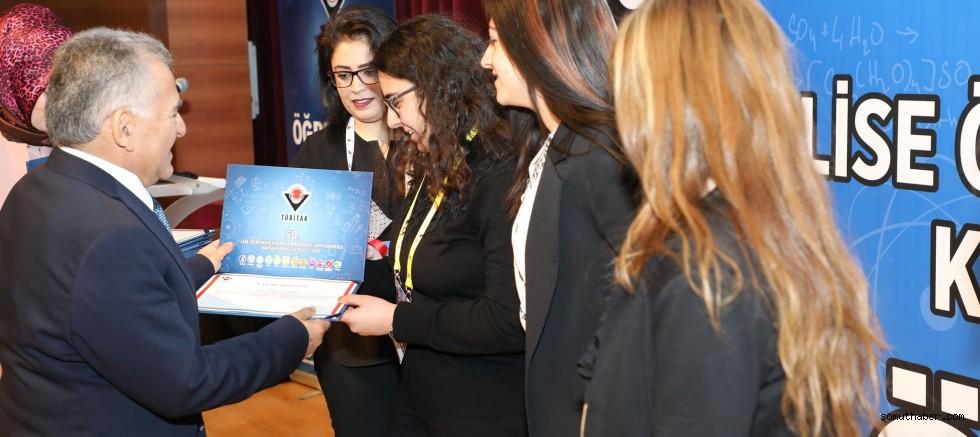 Başkan Büyükkılıç: Tübitak Proje Yarışmaları Ufku Açıyor