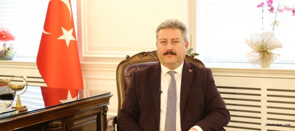 """Başkan Palancıoğlu: """"Akıllı Şehir Uygulaması İle Günlük Yaşamı Kolaylaştırıyoruz"""""""