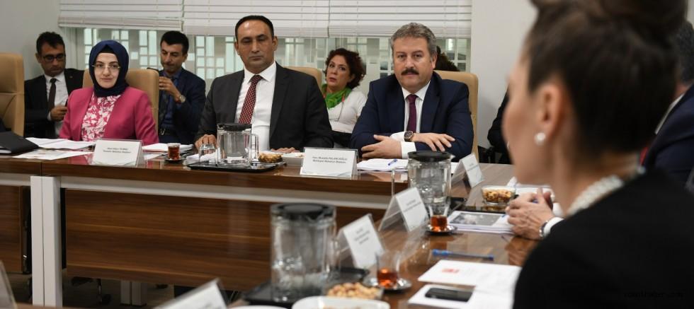 Başkan Palancıoğlu, Avrupa Konseyi Yerel Ve Bölgesel Yönetimler Kongresi'nde