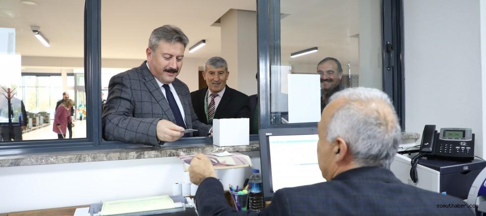 Başkan Palancıoğlu'ndan Emlak Vergisi Hatırlatması