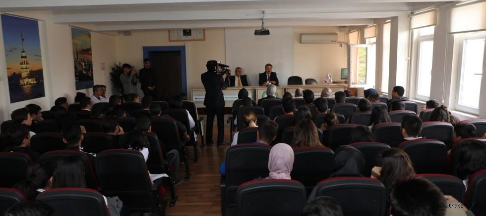 Başkan Palancıoğlu'ndan Öğrencilere Altın Öğütler