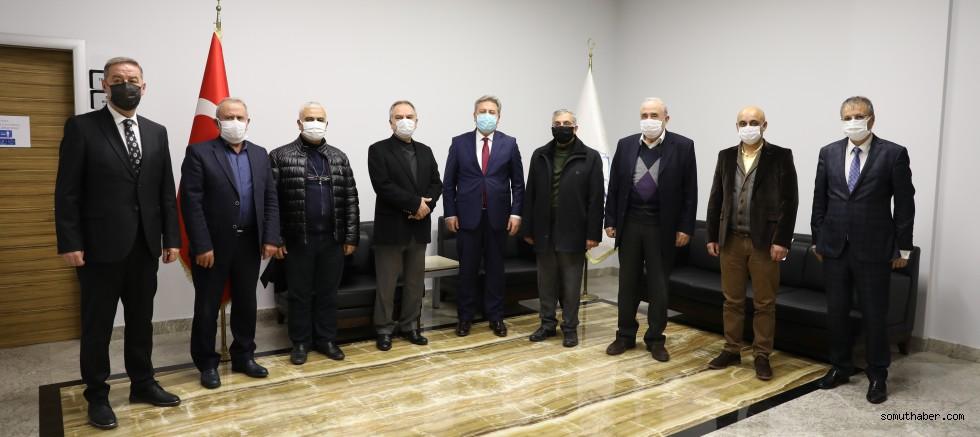 Başkan Palancıoğlu: Üretim, İhracat, Döviz e İşgücünün Adresi: Kayseri Serbest Bölgesi