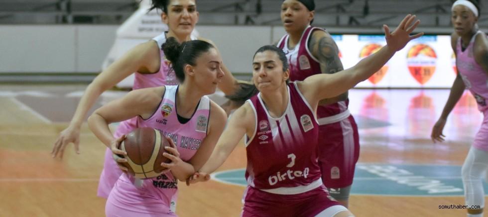 Bellona Kayseri Basketbol - Birevim Elazığ İl Özel İdare: 92 – 74