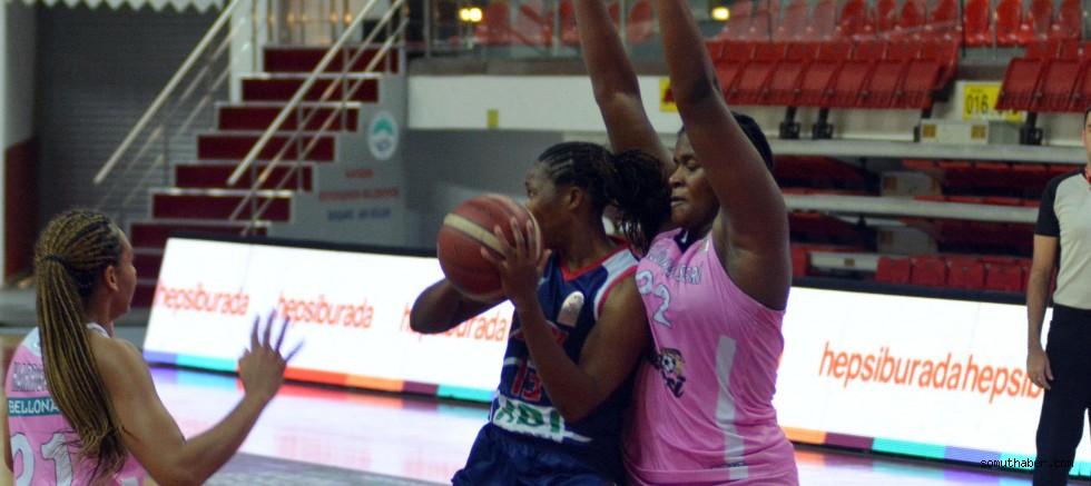 Bellona Kayseri Basketbol - Büyükşehir Belediye Adana Basketbol: 96-73