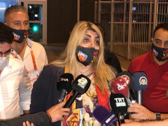 Berna Gözbaşı: Hakem şiddetine 'dur' demek lazım