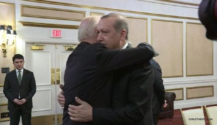 Biden ve Erdoğan Bugün Bir Araya Gelecek