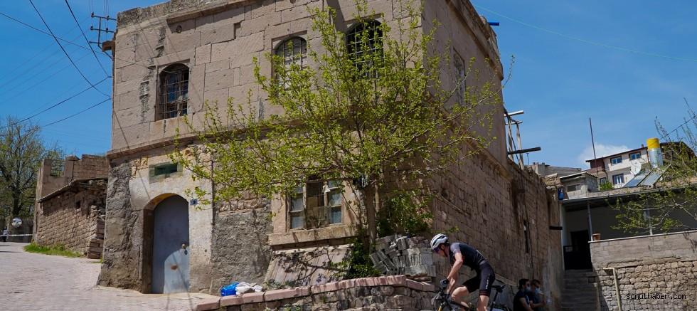 Bisiklet İle Tarihin Buluştuğu Yarışma
