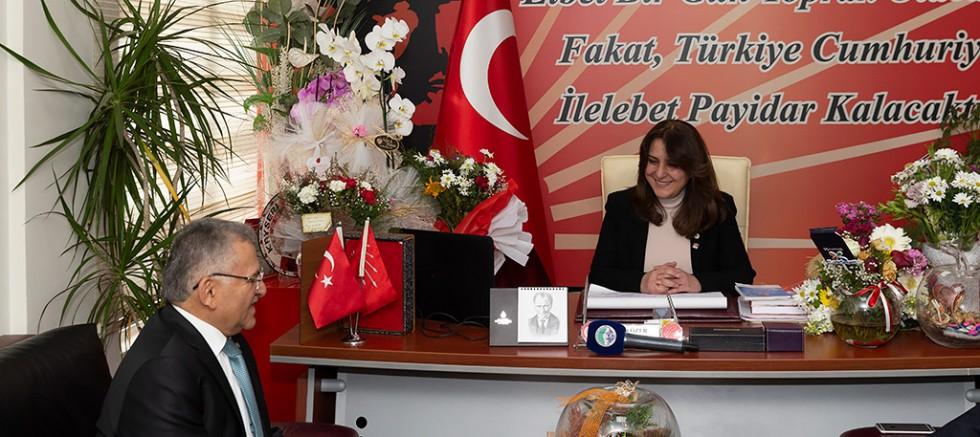 Büyükşehir'den CHP Kayseri İl Başkanı Özer'e Cevap