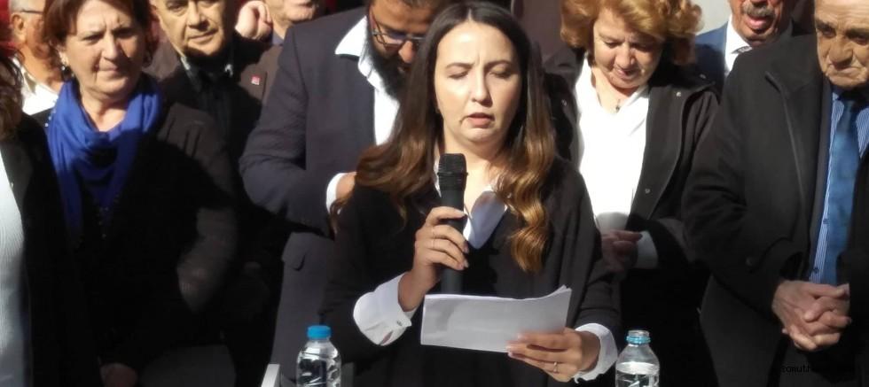 Ceren Aydemir CHP Kocasinan İlçe Başkan Adaylığını Açıkladı