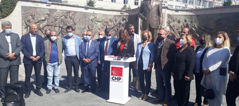 """CHP: """"Çocuklarımızın Eğitimi İçin Hazırız, Geleceğimizi Karanlıktan Kurtaracağız!"""""""