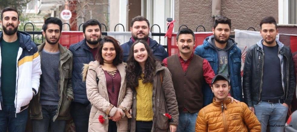 CHP Gençliğinden Kayseri'deki Ulaşım Zammına İmza Kampanyası