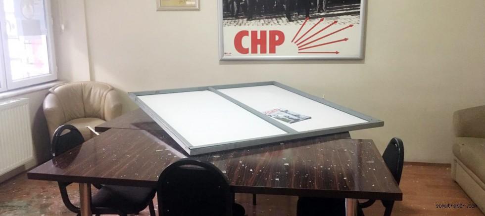 CHP İlçe Binasına Saldıran Sanığa 4 Yıl Hapis