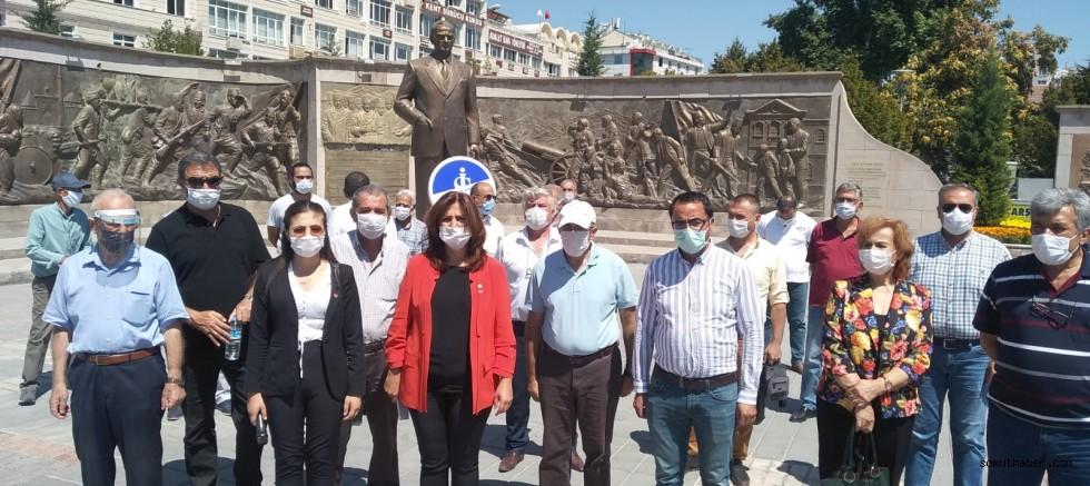CHP Kayseri Büyük Taarruzun 98. Yılını Kutladı