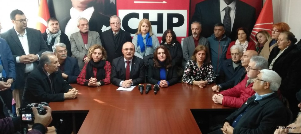 CHP Kayseri İl Başkanlığına Tek Aday Mustafa Aslan