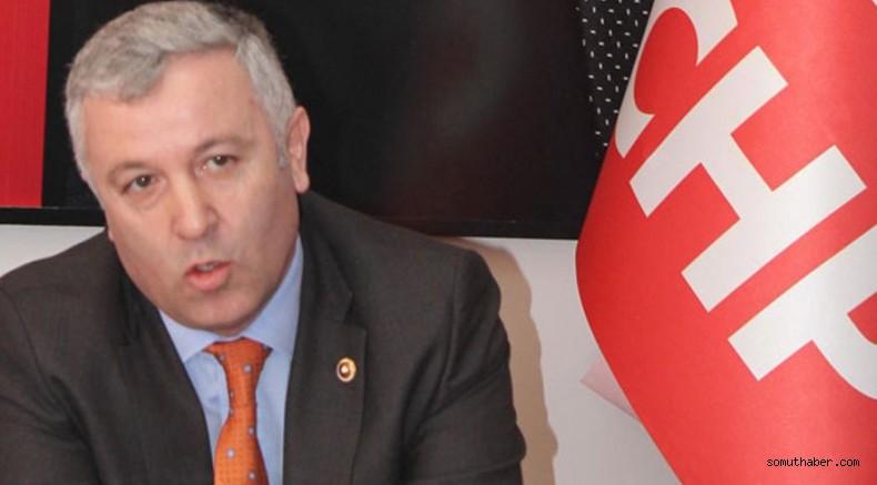 CHP Kayseri Milletvekili Arık'tan Adrese Teslim İhale Tepkisi