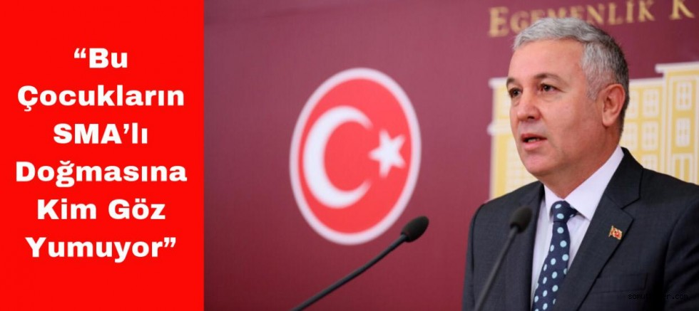 CHP Kayseri Milletvekili Çetin Arık'tan Çarpıcı İddia
