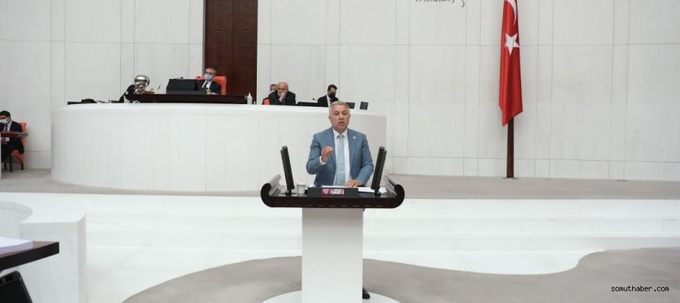"""CHP'li Arık 320 Milyon Dolarlık Golf Sahasını Gündeme Taşıdı: """"Bu Nasıl Vicdan, Bu Nasıl Ahlak"""""""
