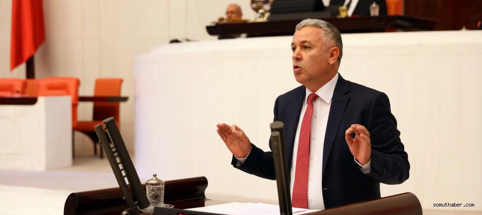 CHP'li Arık'ın 'FETÖ Borsası' Önerisini AKP ile MHP Reddetti