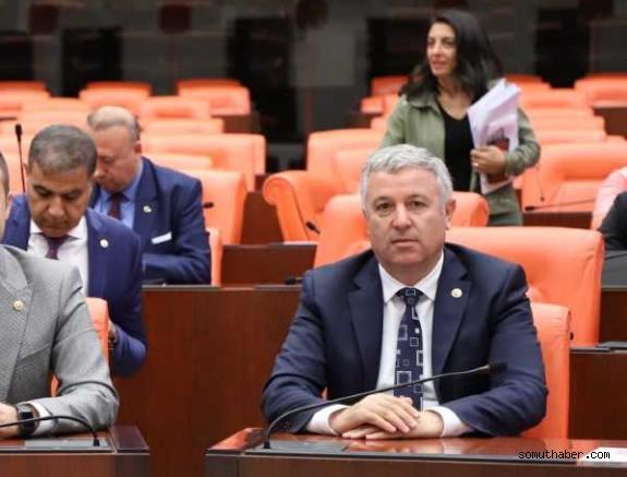 CHP'li Arık: Personel Yok Diye Hizmet Verilmiyor