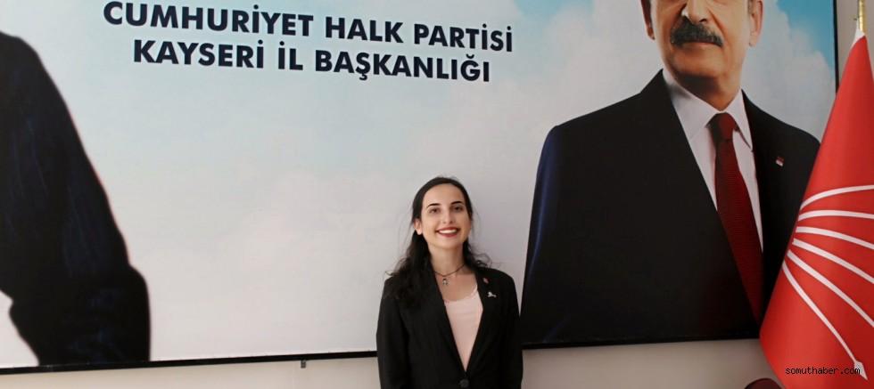CHP'li Özoğul: Kadın Özgür bir Bireydir