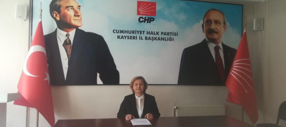 CHP'li Tosuner: Genel Başkanımız Nazlıaka'ya Saldırı Saldırıyı Kınıyoruz