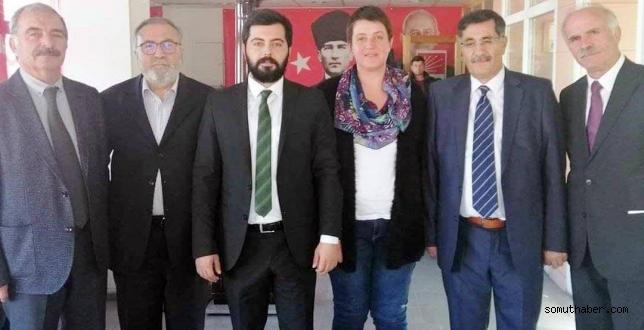CHP Pınarbaşı İlçe Başkanlığını Kadın Aday Kazandı
