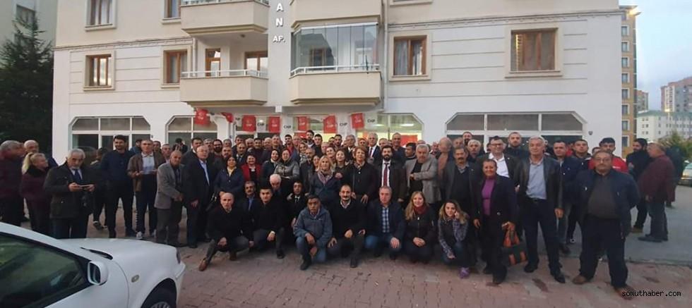 CHP Talas Mahalle Delege Seçimini Kazanan Liste Belli Oldu