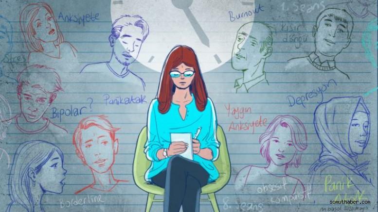 'Çıldıracak Seviyeye Gelmiş Psikologlar Var'