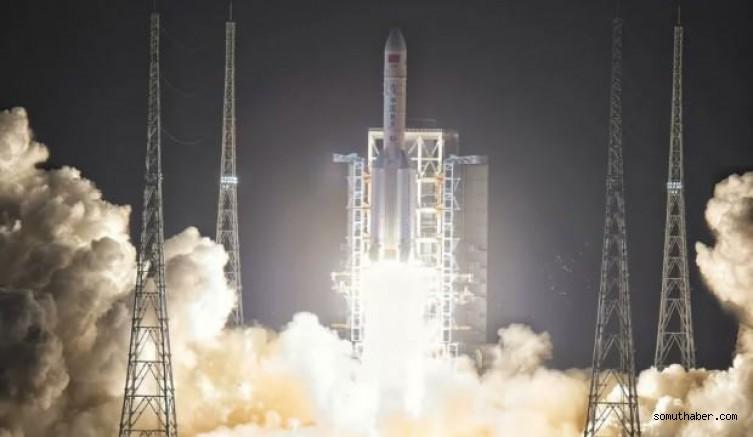Çin'in Uzay Aracı İlk Kez Mars'a Ulaştı