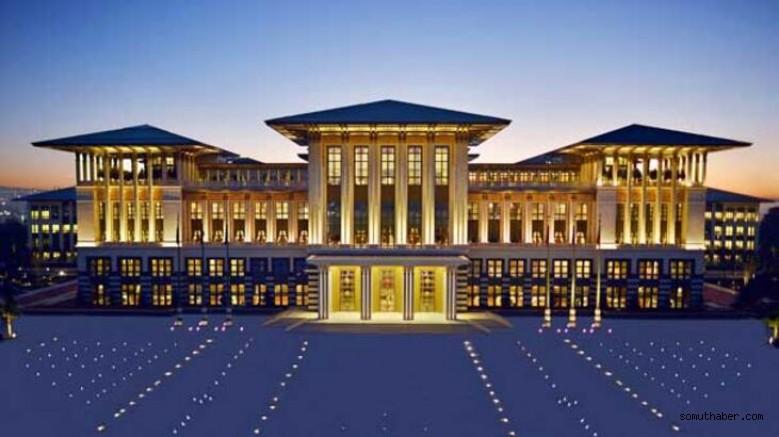 Cumhurbaşkanlığının 2 Sarayına 3,2 Milyar TL Harcandı!