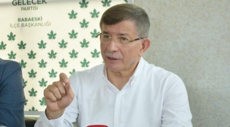 """Davutoğlu: """"Biz Ayrıldıktan Sonra AK Parti Bahçeli ve Perinçek'in Rotasına Girdi"""""""