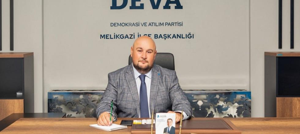 DEVA Partisi'nde İstifa Depremi
