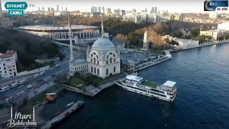 Diyanet TV'ye Günlüğü 35 Bin Lira'dan Lüks Tekne Kiralandı