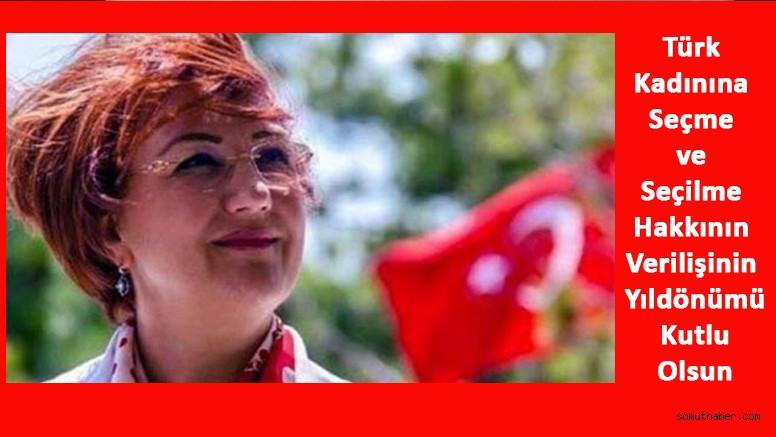 Dr. Karaoğlu: Atam Sana Minnettarız